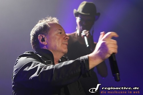 Simple Minds, 2009 live in Hamburg